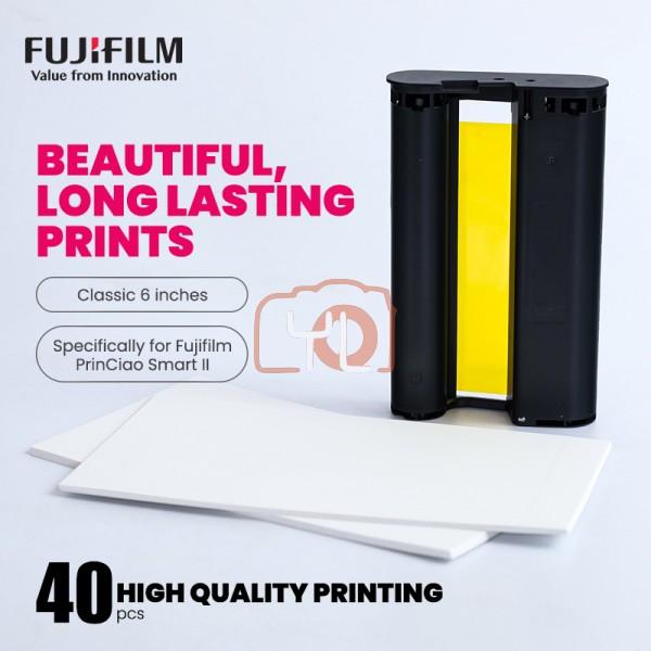 Fujifilm PrinCiao Ribbon & Paper