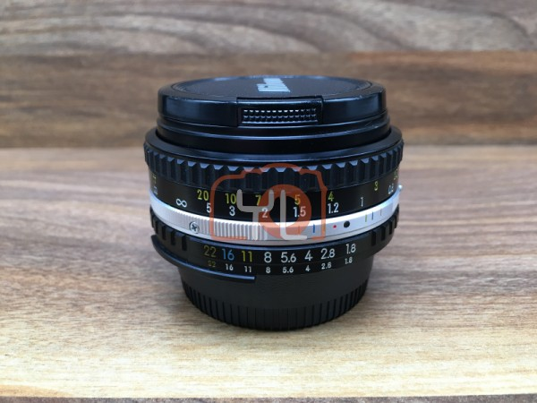 [USED @ YL LOW YAT]-Nikon 50mm F1.8 Series E Lens AIS,95% Condition Like New,S/N:2992709