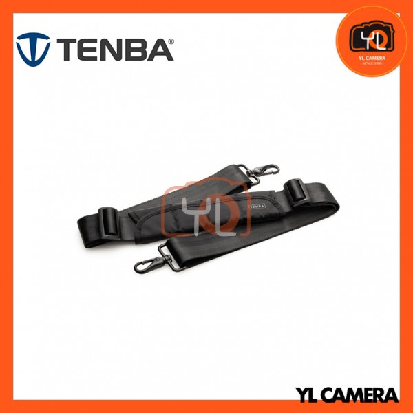 Tenba Tools Memory Foam Shoulder Strap (Black)