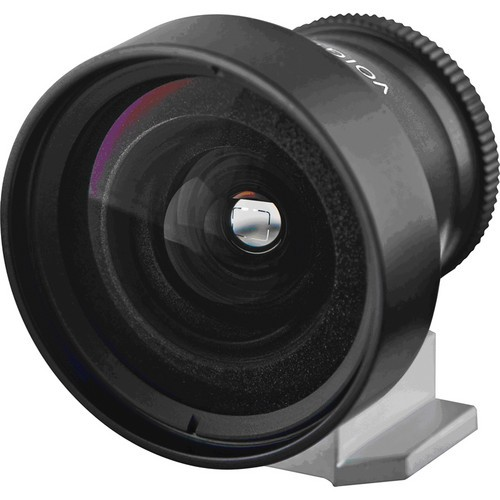 Voigtlander Viewfinder for 15mm Lens (Black Metal)