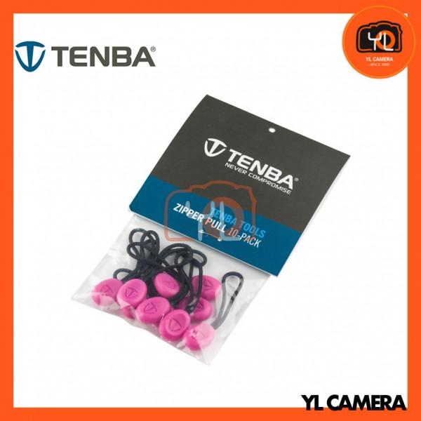 Tenba Tools Zipper Pulls, Pack of 10 (Pink)