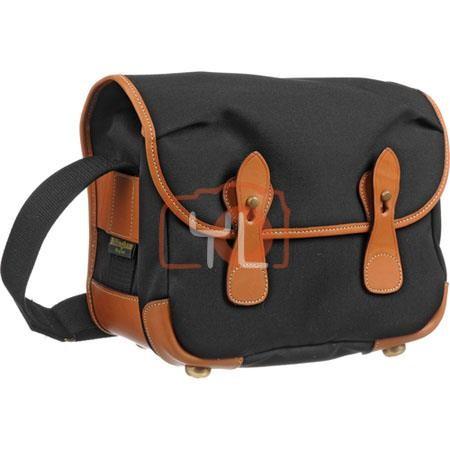 Billingham L2 Camera Bag (Black & Tan)