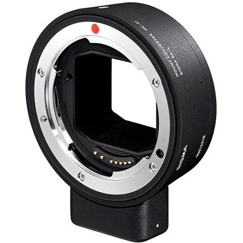 Sigma MC-21 Mount Converter/Lens Adapter (Sigma SA-Mount Lenses to L-Mount Camera)