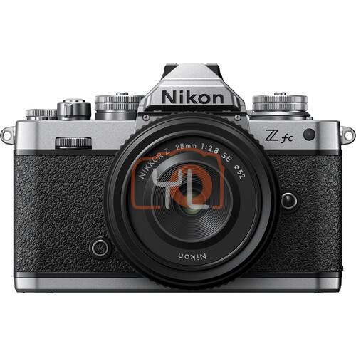 Nikon Z fc with 28mm/f2.8 Classic Kit