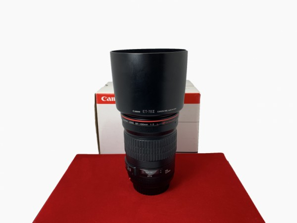 [USED-PJ33] Canon 135mm F2 L EF, 90% Like New Condition (S/N:174751)