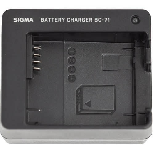 Sigma BC-71 Battery Charger for Sigma fp