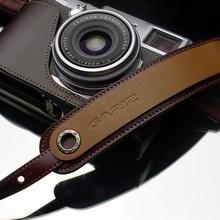 GARIZ XS-CHLSNBR Leather Strap