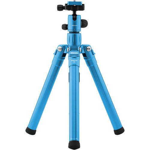 (SPECIAL DEAL) Mefoto RoadTrip Air Travel Tripod (Blue) RTAIRBLU