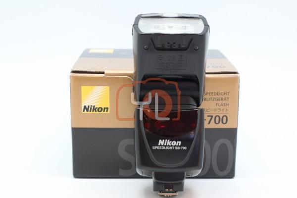 [USED-PUDU] Nikon SB-700 Speedlight 88%LIKE NEW CONDITION SN:2003367