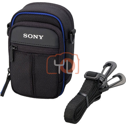 Sony LCS-CSJ Soft Carrying Case for Sony DSC-S/W/T/N Series Cameras