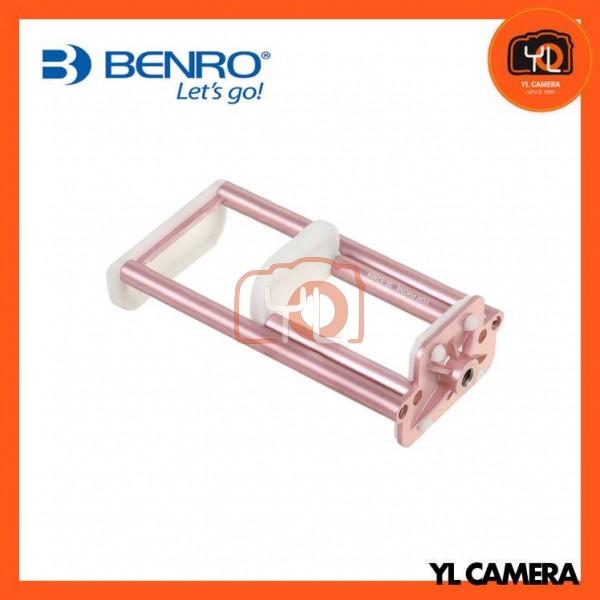Benro MeVIDEO Livestream Tablet and Phone&npsp; Holder (Pink)