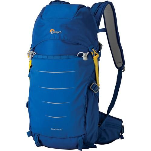 (SPECIAL DEAL) Lowepro Photo Sport BP 200 AW II (Blue)