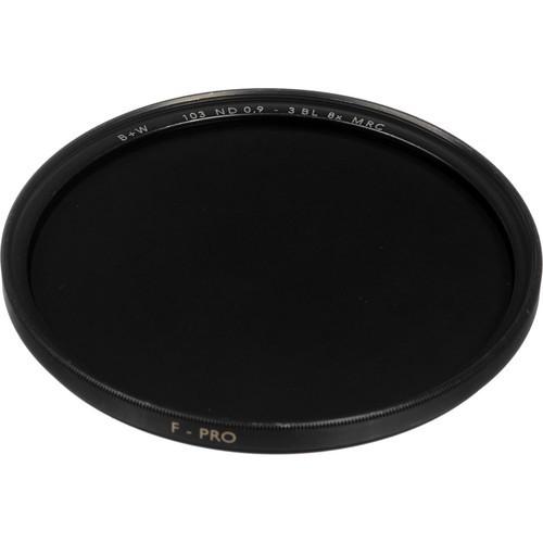 B+W 72mm MRC 103M ND 0.9 Filter (3-Stop)