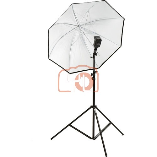 Lastolite TriFlash Kit 80cm Umbrella & Stand