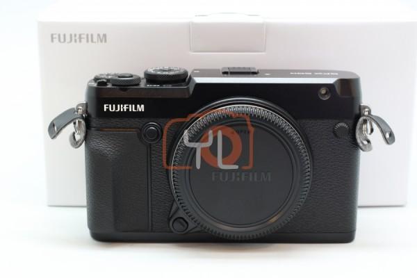 [USED-PUDU] Fujifilm GFX 50R Camera 98% Like New Condition SN:84052738