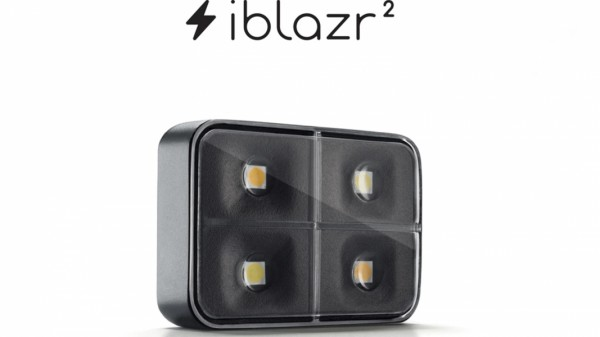 iblazr2 Wireless LED FLash