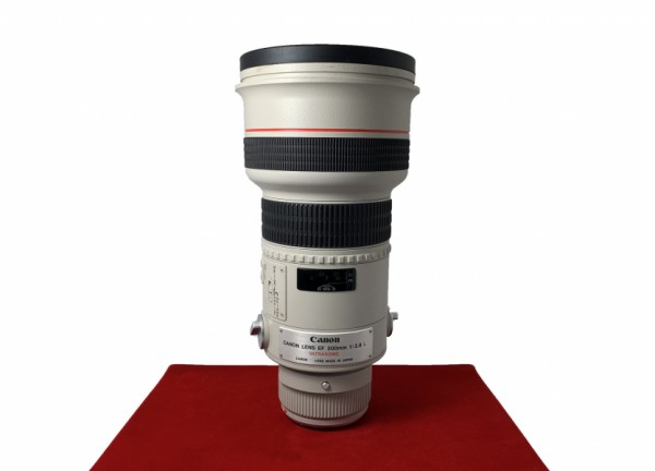 [USED-PJ33] Canon 300mm F2.8 EF L USM EF, 90% Like New Condition (S/N:25846)