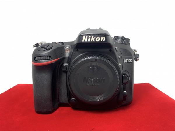 [USED-PJ33] Nikon D7100 Body (SC:81K), 80% Like New Condition (S/N:6121656)