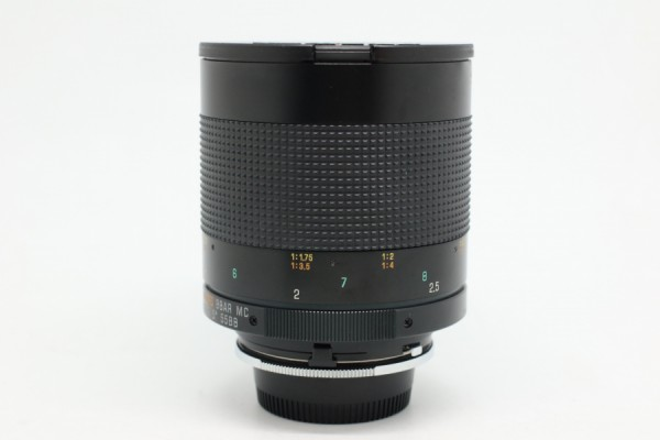 [USED-PUDU] Tamron 500mm F8 Reflex Mirror Lens FOR NIKON MOUNT 90%LIKE NEW CONDITION SN:104188