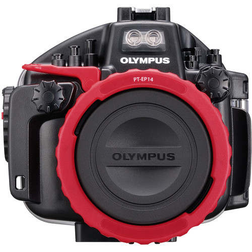Olympus PT-EP14 Underwater Housing (For E-M1 Mark II)