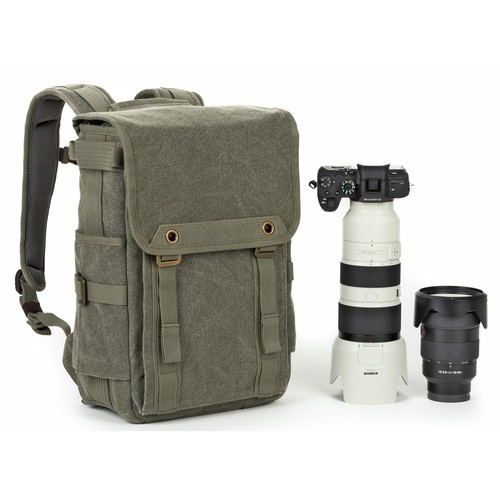 Think Tank Photo Retrospective Backpack 15L (Pinestone)