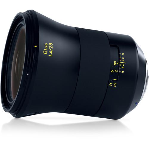 ZEISS Otus 28mm f/1.4 ZE Lens for Nikon F