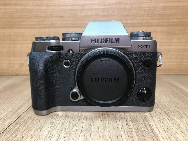 [USED @ YL LOW YAT]-Fujifilm X-T1 Body [ Graphite Silver ],90% Condition Like New,S/N:53W0079