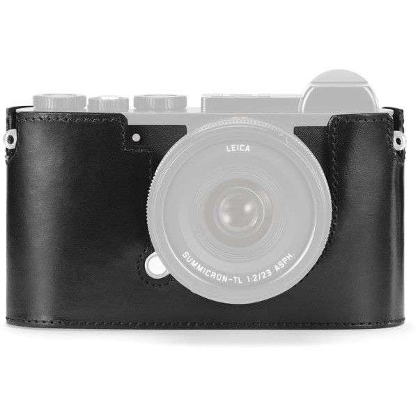 Leica Protector Leather Case for CL - Black (19524)
