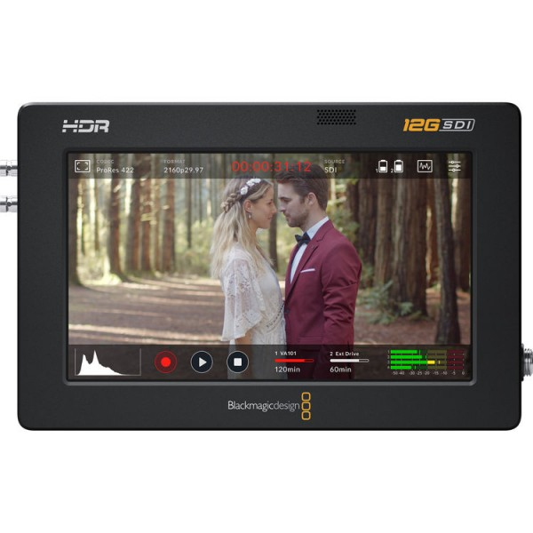 (Pre-Order) Blackmagic Design Video Assist 5