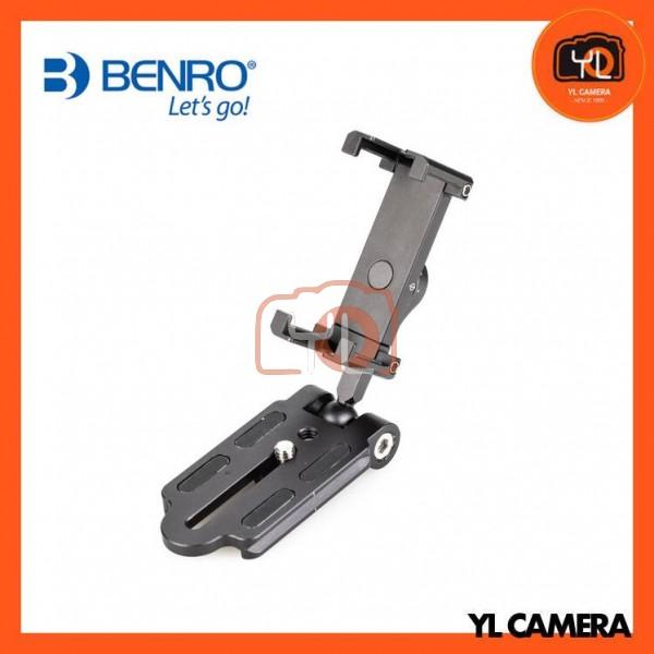 Benro ACSMSA ArcaSmart Sidearm Camera Tripod Mount & Smartphone Clamp
