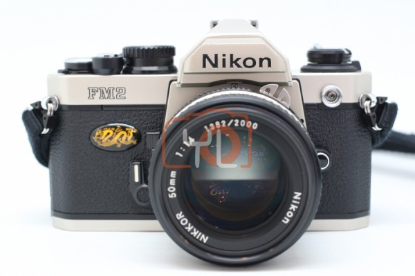 [USED-PUDU] Nikon FM2 Dragon Year 2000 Millennium Edition 88%LIKE NEW CONDITION SN:1382