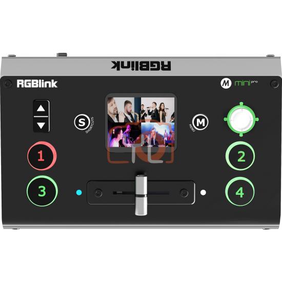 RGBlink Mini Pro Streaming Switcher