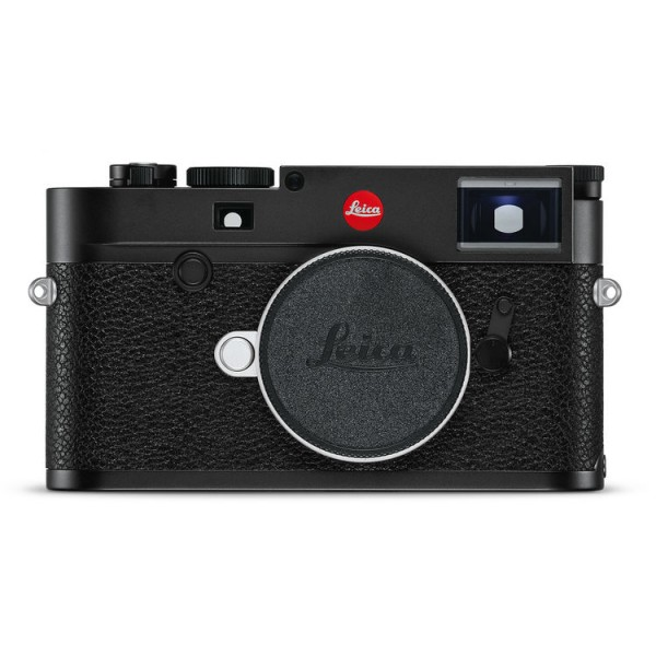Leica M10 Digital Rangefinder Camera - Black (20000)