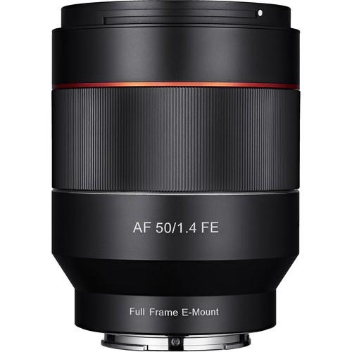 Samyang AF 50mm f/1.4 FE Lens for Sony E