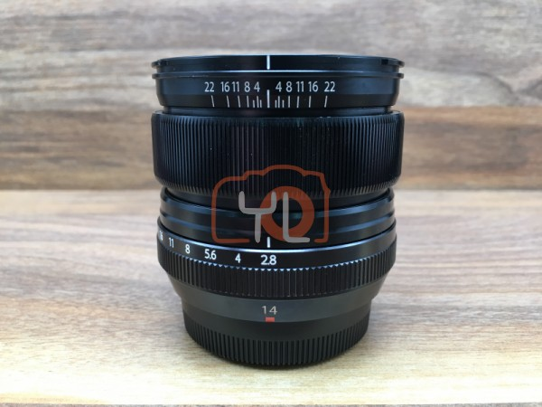 [USED @ YL LOW YAT]-Fujifilm XF 14mm F/2.8 R Lens,90% Condition Like New,S/N:57A00393