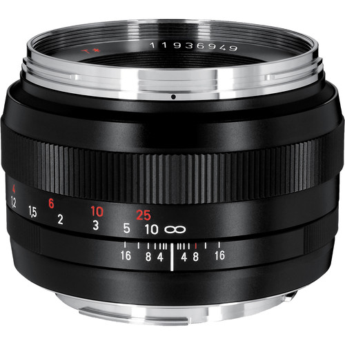 ZEISS Planar T* 50mm F1.4 ZE Lens for Canon EF