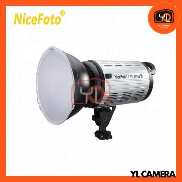 NiceFoto LED-2000B II Daylight Stepless LED Light