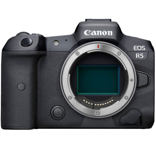 Canon EOS R5 Full Frame MIrrorless Camera [ETA: August 2020]