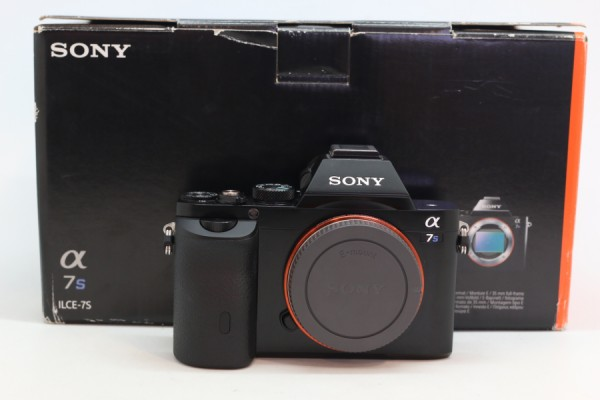 [USED-PUDU] SONY A7S CAMERA BODY 99%LIKE NEW CONDITION SN:4481856