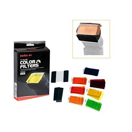 Godox CF-07 Color Filter For Speedlite