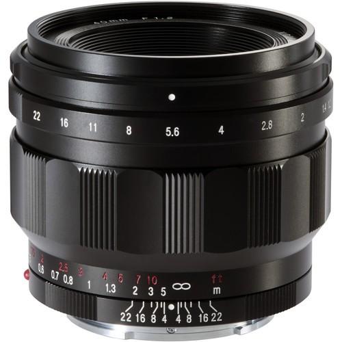 Voigtlander Nokton 40mm F1.2 Aspherical Lens for Sony E