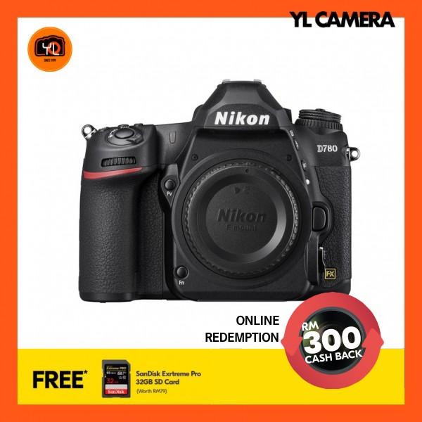 (Promo) Nikon D780 Camera