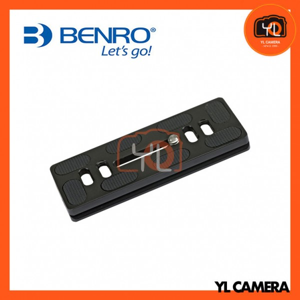 Benro PU-100 Extra Long Slide-In Quick Release Plate