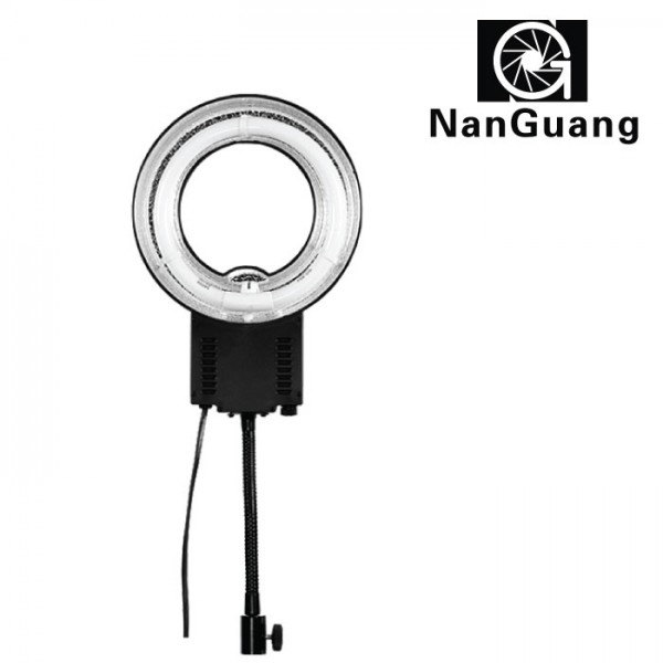 (Promotion) Nanguang NG 22C 5400K Ring Light For Photographic Equipment Studio