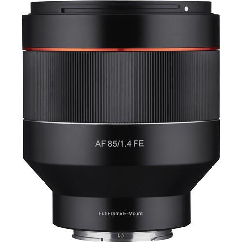 Samyang AF 85mm F1.4 Lens for Sony E