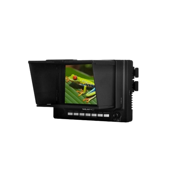 MustHD M501H On-Camera Field Monitor