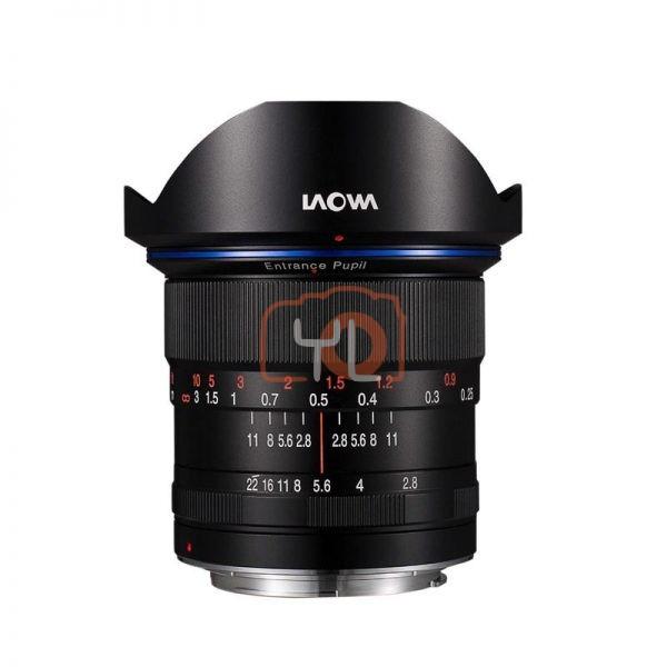 Laowa 12mm f/2.8 Zero-D Lens (Leica L/Panasonic L-Mount)