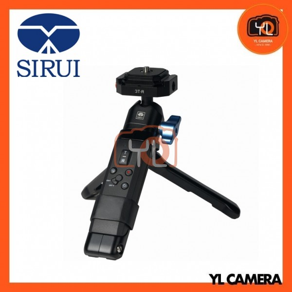 Sirui 3T-R Table Top Tripod with Detachable Blue Tooth Remote, Access Port