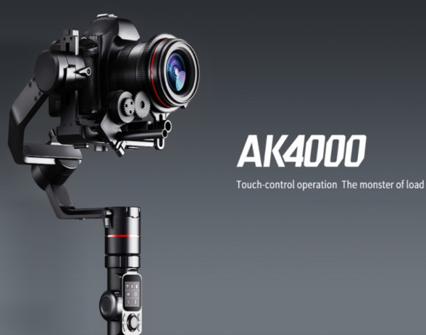 FeiyuTech AK4000 3-Axis Gimbal Stabilizer