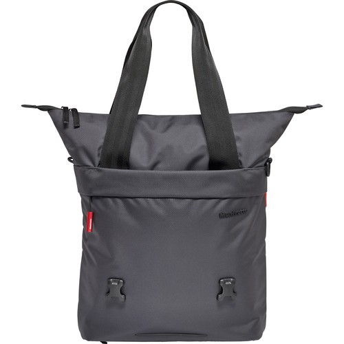 Manfrotto Manhattan Changer-20 3-Way Camera Bag (Gray)